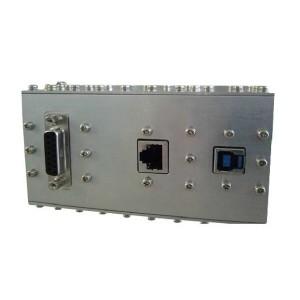 シールドボックス・電波暗箱のフィルタボックス取付例