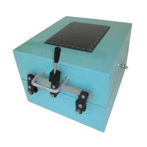 シールドボックス・電波暗箱のオプション_L型ハンドル