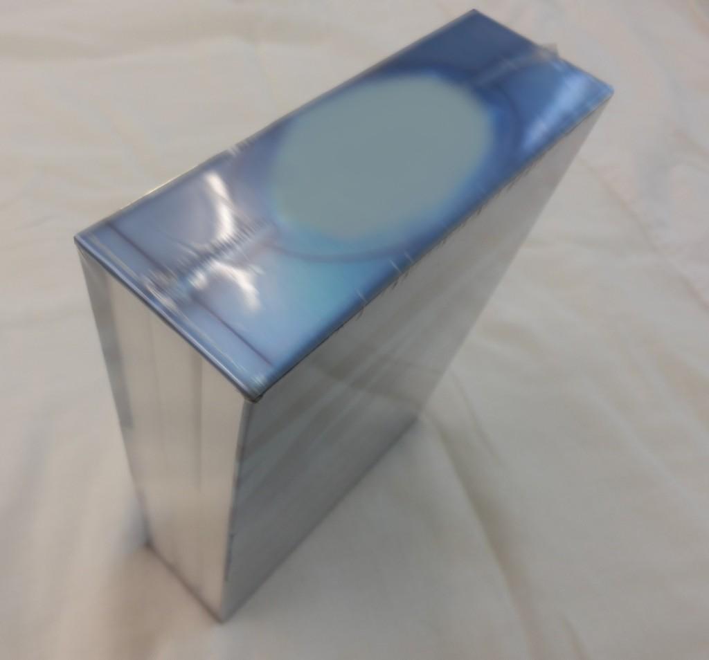 シュリンク包装されたDVD-BOX
