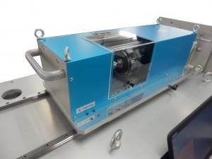 温湿度環境対応モータトルク総合測定機の負荷ベンチ
