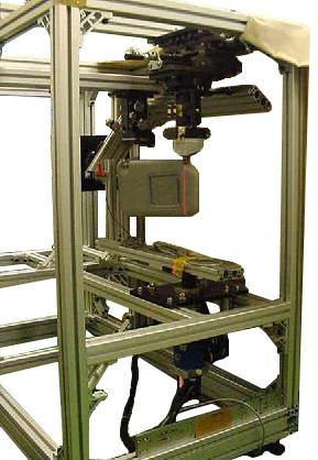 車載用部品のトルク測定機、耐久試験機