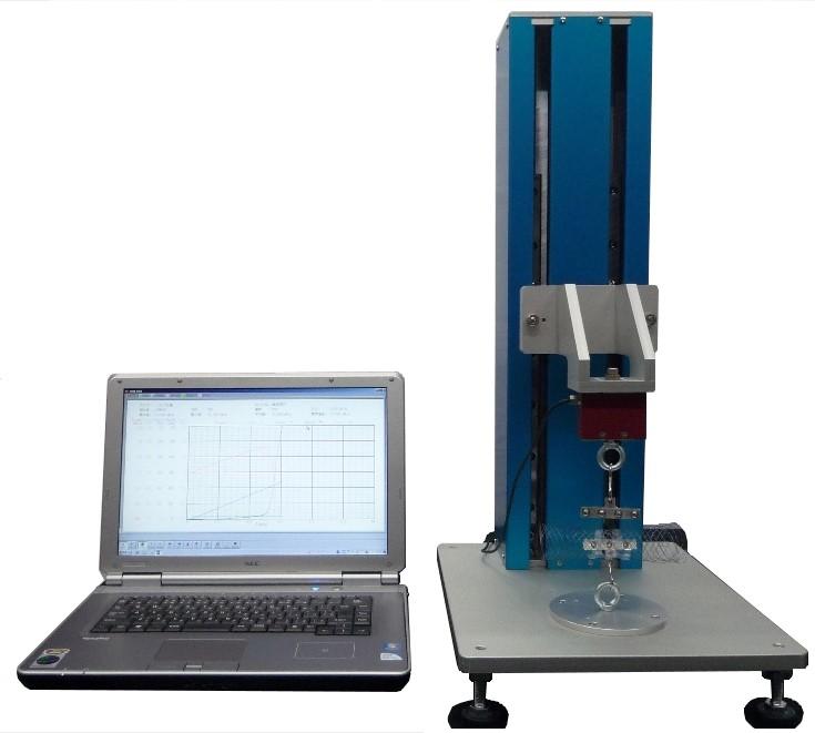 ステントグラフトの機械的特性測定機_外観