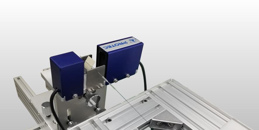 ガイドワイヤー非接触型伝達特性測定機_先端側センサ